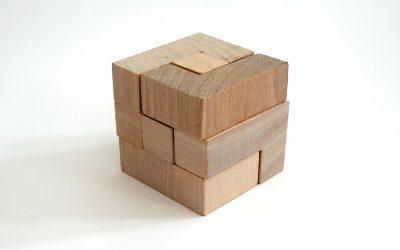 Пъзел кубче